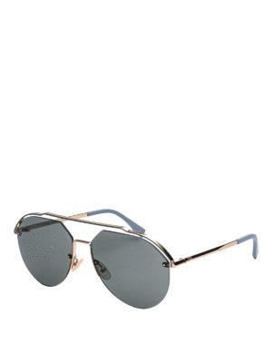 c4a4db0f362 FENDI  occhiali da sole - Occhiali da sole modello aviator Fendi Fancy