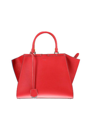 Fendi: totes bags - 3Jours leather tote