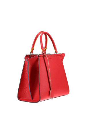 Fendi: totes bags online - 3Jours leather tote