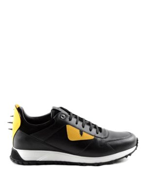 Fendi: trainers - Bag Bugs trainers