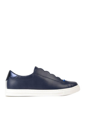 Fendi: trainers - Laceless slip-on sneakers