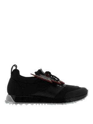 Fendi: trainers - Lightning detail running sneakers