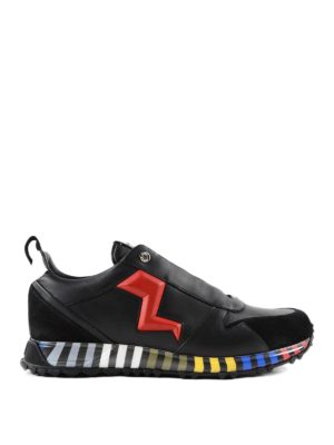 Fendi: trainers - Multicolour sole trainers