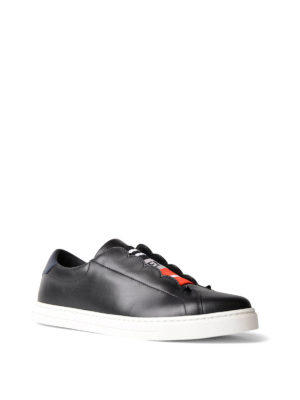 Fendi: trainers online - Laceless slip-on sneakers