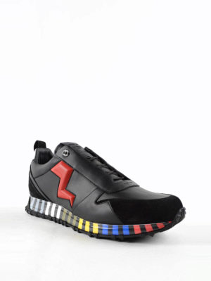 Fendi: trainers online - Multicolour sole trainers