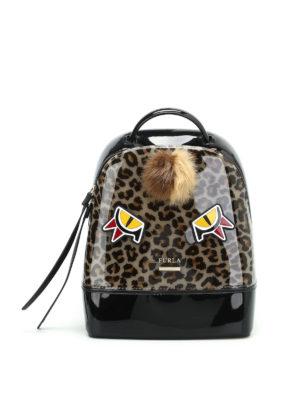 Furla: backpacks - Candy Jungle S backpack