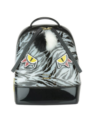 Furla: backpacks - Candy Jungle small backpack