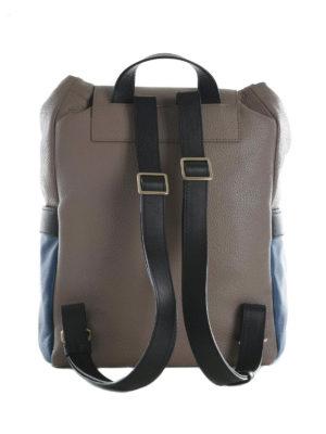 Furla: backpacks online - Lara bicolour leather backpack