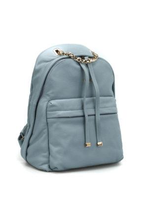 Furla: backpacks online - Spy leather backpack
