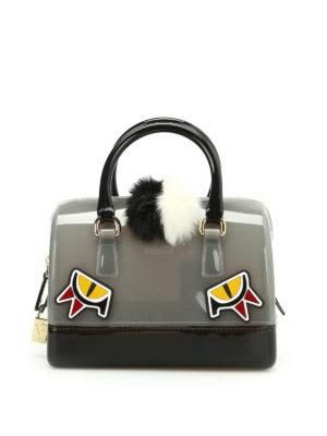 Furla: bowling bags - Candy Jungle bowling bag