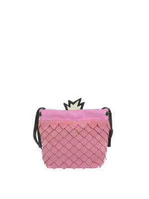FURLA: Secchielli - Mini secchiello rosa Golosa
