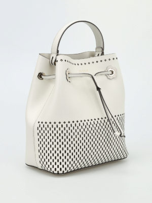 Furla: Bucket bags online - Stacy cut out bucket bag