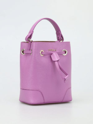 Furla: Bucket bags online - Stacy mini bucket bag