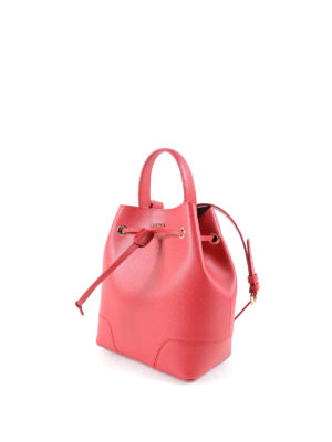 Furla: Bucket bags online - Stacy S saffiano bucket bag