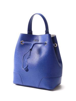 Furla: Bucket bags online - Stacy saffiano bucket bag