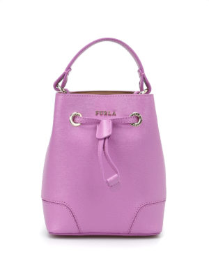 Furla: Bucket bags - Stacy mini bucket bag