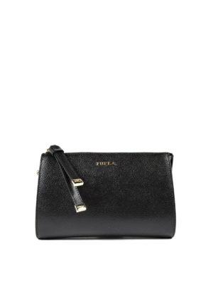 Furla: clutches - Luna leather clutch