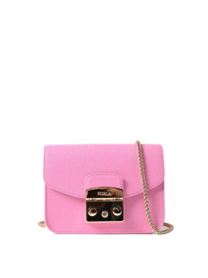 Furla: clutches - Metropolis Mini orchidea clutch