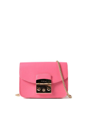 Furla: clutches - Metropolis Mini ortensia clutch