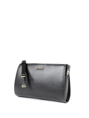 Furla: clutches online - Luna leather clutch