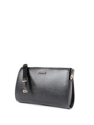 Furla: clutches online - Luna leather clutch