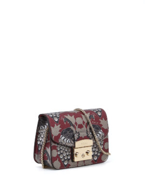 Furla: clutches online - Metropolis butterfly print clutch