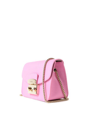 Furla: clutches online - Metropolis Mini orchidea clutch