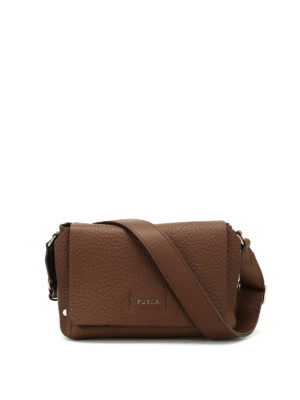 Furla: cross body bags - Capriccio leather crossbody