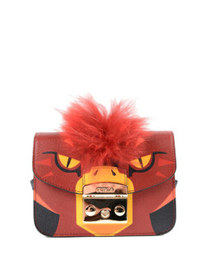 Furla: cross body bags - Metropolis Jungle cross body bag