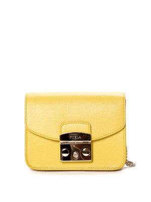 Furla: cross body bags - Metropolis mini crossbody bag