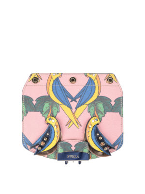 Furla: cross body bags - Metropolis mini flap