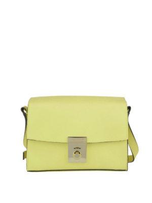 FURLA: borse a tracolla - Tracolla Milano S color cedro