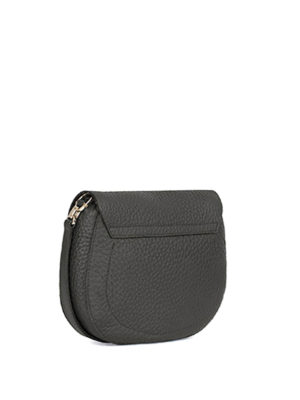 Furla: cross body bags online - Club Mini grainy leather crossbody