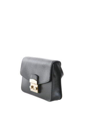 Furla: cross body bags online - Metropolis leather bag