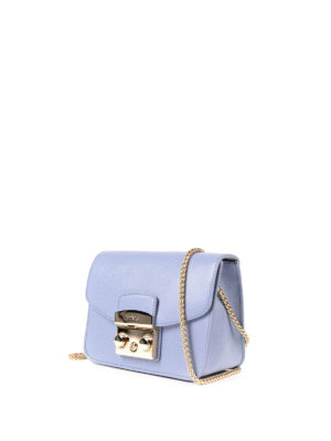Furla: cross body bags online - Metropolis leather mini bag