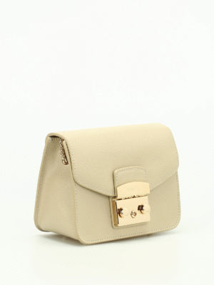 Furla: cross body bags online - Metropolis Mini leather bag