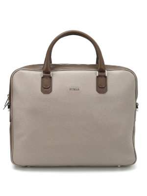 Furla: laptop bags & briefcases - Man Argo briefcase
