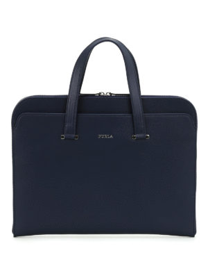 Furla: laptop bags & briefcases - Man Vulcano briefcase