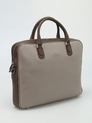Furla: laptop bags & briefcases online - Man Argo briefcase