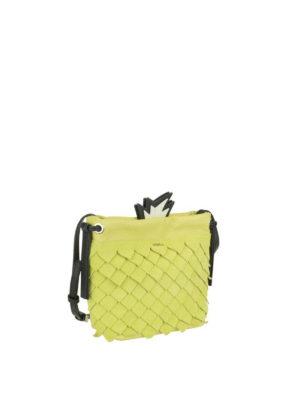 FURLA: Secchielli online - Mini secchiello giallo Golosa