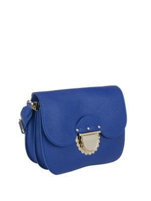 FURLA: borse a tracolla online - Piccola tracolla Ducale blu