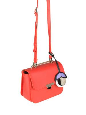 FURLA: borse a tracolla online - Borsa Elisir Mini in pelle resinata