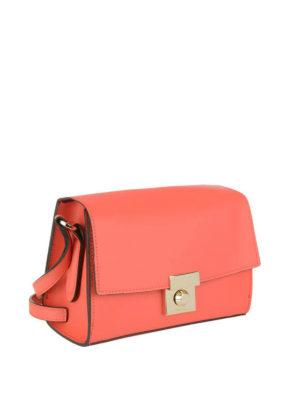 FURLA: borse a tracolla online - Tracolla Milano S color mango