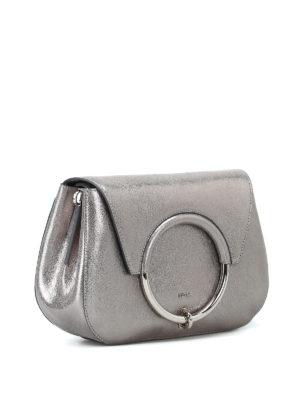 FURLA: borse a spalla online - Borsa Margherita in pelle laminata