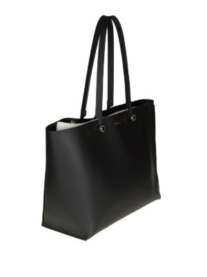 FURLA: shopper online - Shopper Eden M in pelle resinata