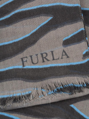 Furla: scarves online - Nettuno modal and silk scarf