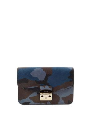 Furla: shoulder bags - Metropolis shoulder bag