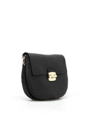 Furla: shoulder bags online - Club S leather shoulder bag