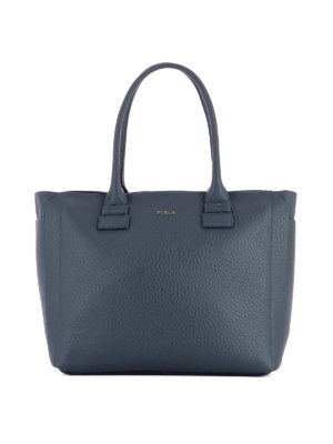 Furla: totes bags - Capriccio grainy leather tote