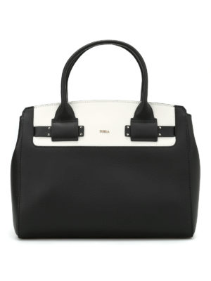 Furla: totes bags - Lucky leather tote